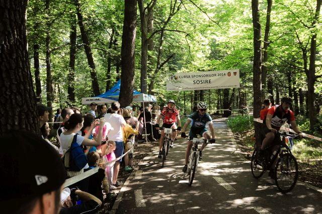 Amatorii au deschis Turul Ciclist al Sibiului 2014!2