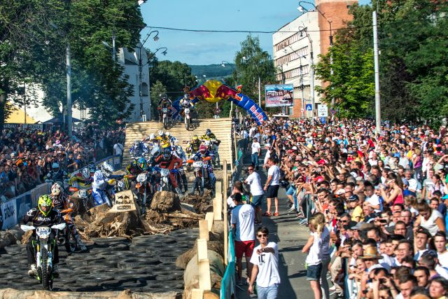 Bulevardul Coposu inchis pentru prologul Red Bull Romaniacs!