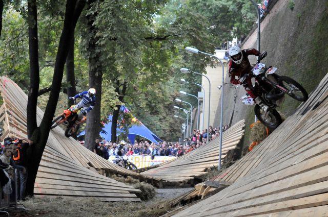Bulevardul Corneliu Coposu si parcarile din zona vor fi inchise temporar pentru desfasurarea Red Bull Romaniacs!2