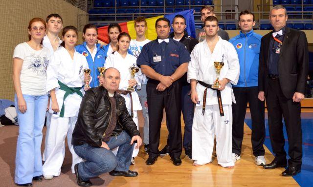 Campionatul European de Karate Kyokushinkai 2014 la Sibiu!2