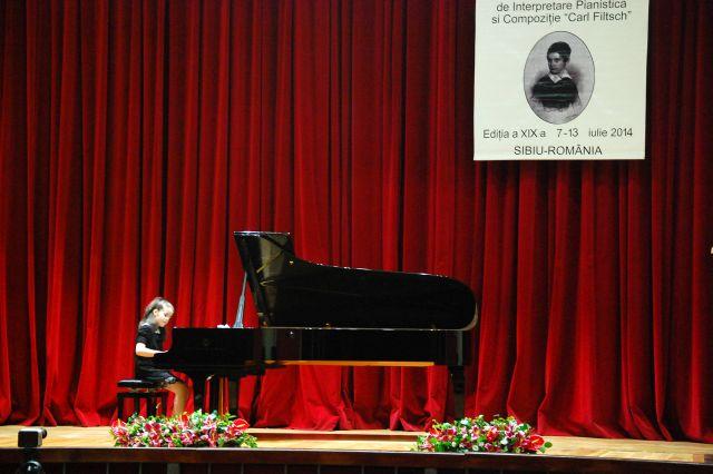 "Doi pianisti rusi au castigat Premiul I la Concursul International de Interpretare Pianistica si Compozitie ""Carl Filtsch"" Sibiu!"