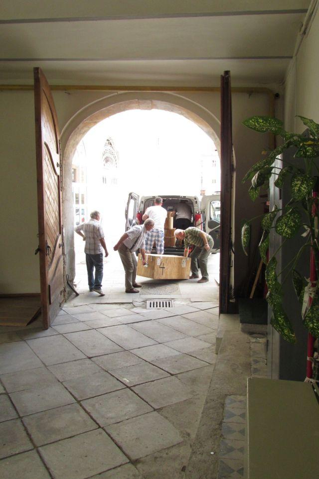 Expozitia Salvador Dali – Divina Commedia are loc la Palatul Brukenthal!1