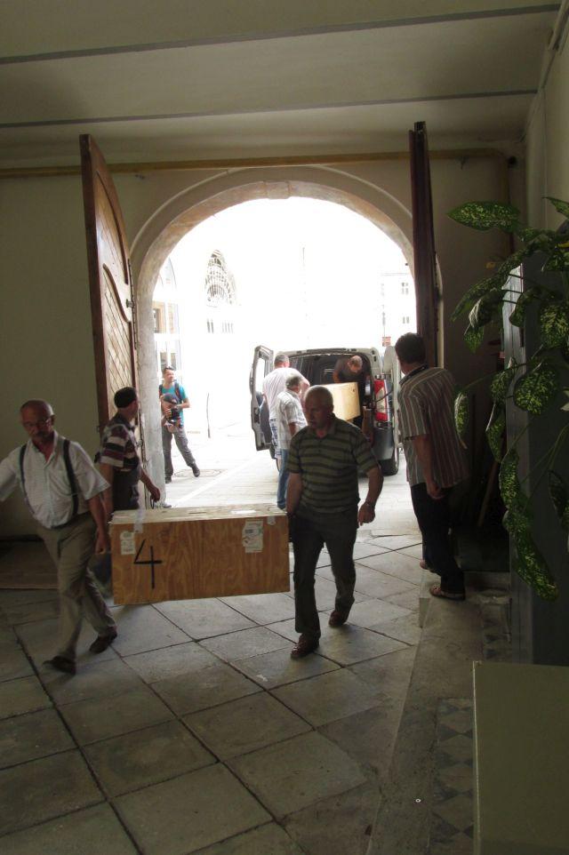 Expozitia Salvador Dali – Divina Commedia are loc la Palatul Brukenthal!2