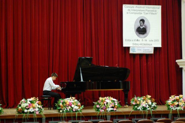 Festival de Interpretare Pianistica si Compozitie Carl Filtsch2