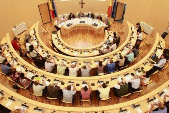 Consiliul Judetean Sibiu face cumparaturi online. Vrea sa economiseasca energia