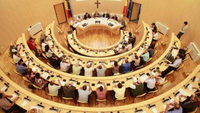 Judetul Sibiu isi prezinta oportunitatile de investitii in fata reprezentantilor oficiali din 18 tari