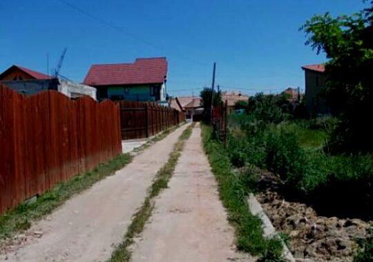 """Canalizare, asfalt si zone verzi pe doua strazi din """"Marmelada"""""""