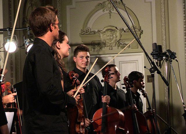 "Festivalul International ""Enescu si muzica lumii"", in perioada 5-27 august, la Busteni, Brasov, Sibiu si Bucuresti!"