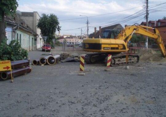 Zece strazi din zona Hipodrom intra in reparatii ample