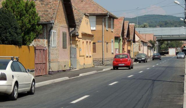 Incep lucrarile pe strada Macaralei si Otelarilor din Sibiu!2