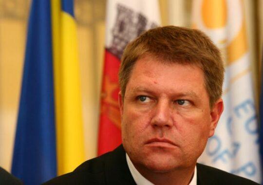 Klaus Iohannis: Este nevoie de o consultare permanenta cu aliatii nostri americani si europeni!