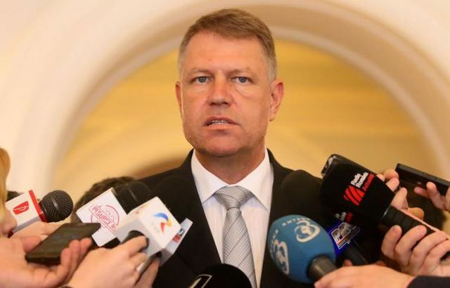 Klaus Iohannis Este nevoie de o consultare permanenta cu aliatii nostri americani si europeni!2