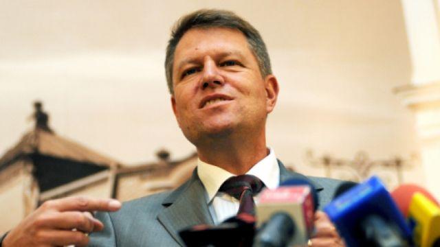 """Iohannis: """"Vin sa schimb regulile jocului politic"""""""