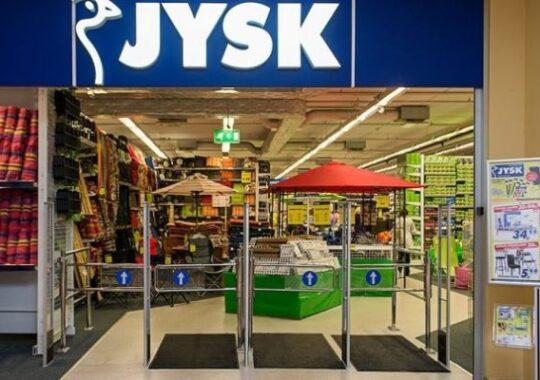 Retailerul danez de mobila JYSK va deschide un magazin in Shopping City Sibiu!