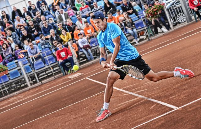Australianul Jason Kubler castiga a treia editie Sibiu Open!