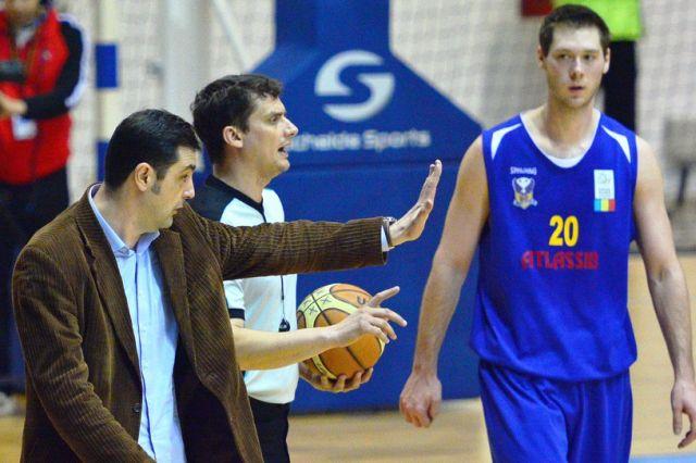 CSU Atlassib Sibiu a incheiat turneul din Austria cu o victorie!