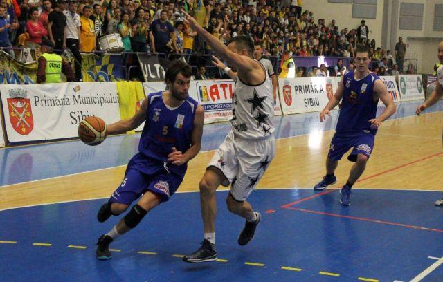 CSU Atlassib Sibiu a incheiat turneul din Austria cu o victorie!2