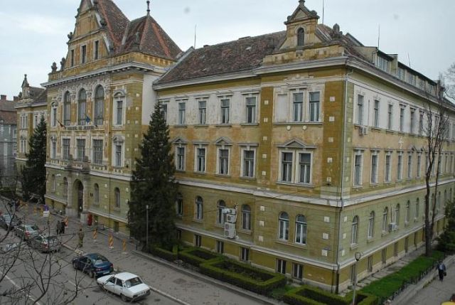 Cazanciuc: TribunalulSibiu are nevoie de peste zece milioane de euro pentru a se finaliza lucrarile!