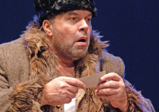 Constantin Chiriac in recital extraordinar la Festivalul International de Teatru Oradea!