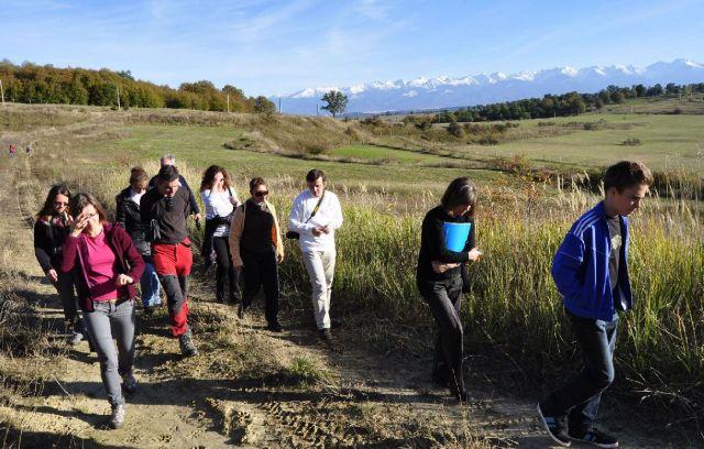 """Excursie de descoperire a Vaii Hartibaciului """"Spre centrul Romaniei pe Drumul naturii""""!"""