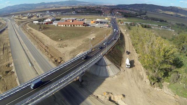 "Finalizarea autostrazii ORASTIE – SIBIU, o mare ""GOGONEA ELECTORALA""!2"