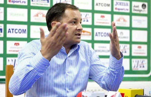 Fostul presedinte al CSU Vointa Sibiu, Ioan Hambasan a fost trimis in judecata pentru LUARE DE MITA!