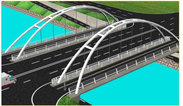incep lucrarile de construire a noului pod peste cibin stiri sibiu. Black Bedroom Furniture Sets. Home Design Ideas