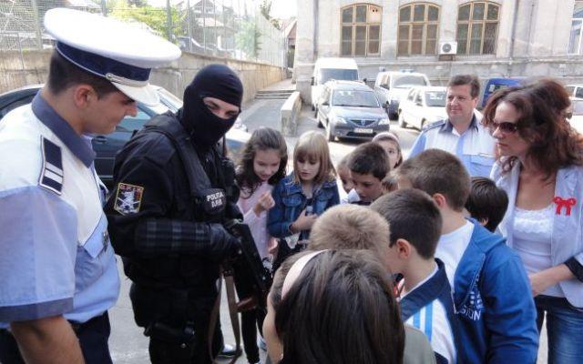 La Sibiu debuteaza SAPTAMANA PREVENIRII CRIMINALITATII 2014!