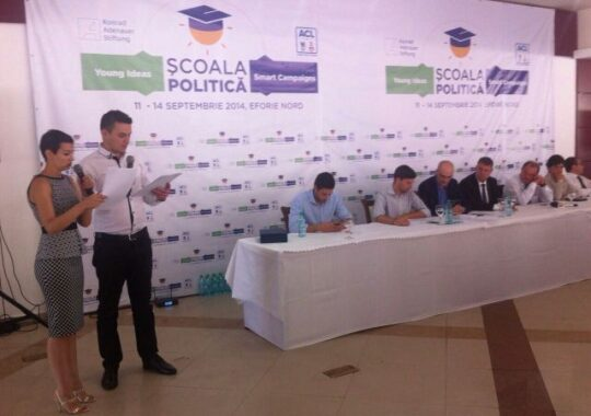 Manifestul Tinerilor ACL Sibiu a fost votat in unanimitate in cadrul Conventiei Nationale reunite!