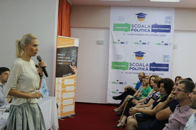 Manifestul Tinerilor ACL Sibiu a fost votat in unanimitate in cadrul Conventiei Nationale reunite!2