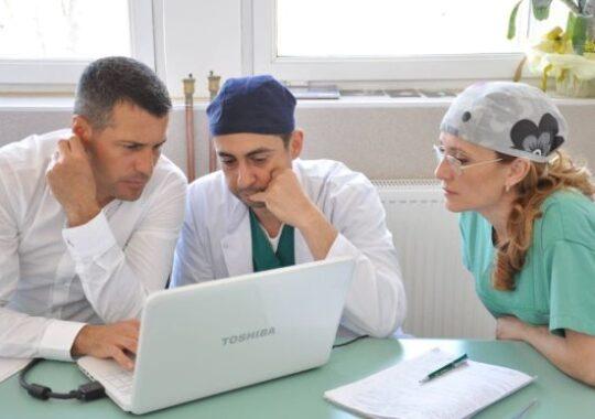 Medicii SCJU Sibiu, interesati de educatia medicala continua!