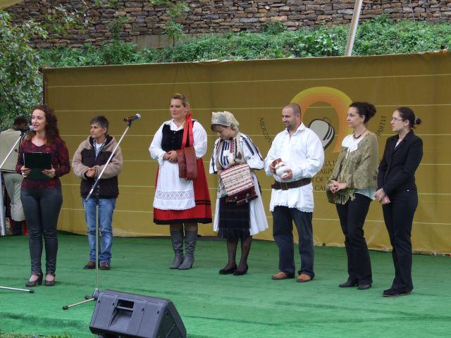 Muzeul ASTRA a reprezentat Romania la Targul International al Mestesugurilor Traditionale din Bulgaria!