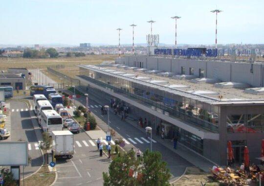 Aeroportul International Sibiu, crestere cu 36% a numarului de pasageri