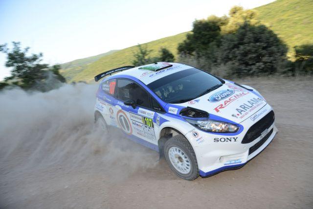 Simone Campedelli va lua startul la Sibiu Rally Challenge!