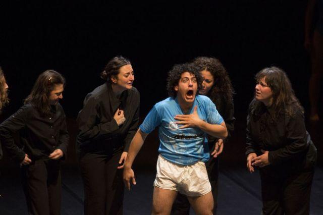 Spectacolul Le sorelle Macaluso a castigat premiul pentru Cel mai bun spectacol de teatru!2