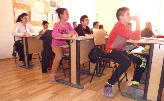 Primele emotii pentru elevii sibieni. De luni incep simularile