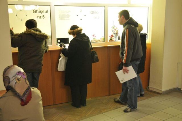 Sibienii au o noua modalitate de plata a taxelor si impozitelor locale