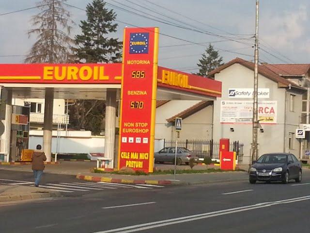 euroil sibiu