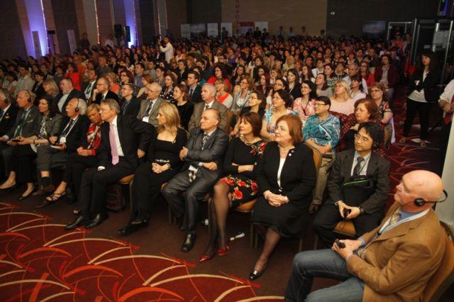 16 tari participa la Congresul National al Societatii Romane de Pneumologie 2014 de la Sibiu!