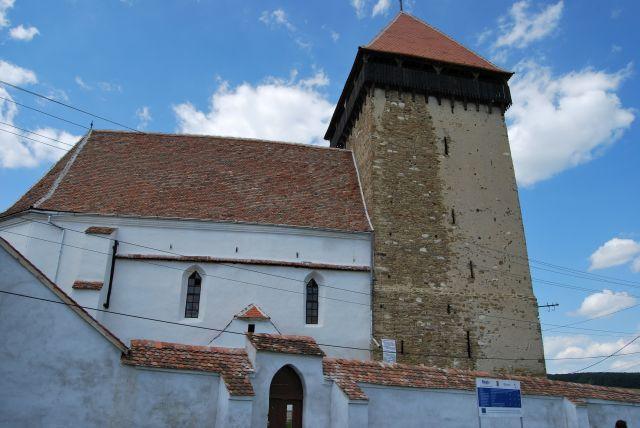 A fost finalizat proiectul de reabilitare a celor 18 biserici fortificate din Transilvania!