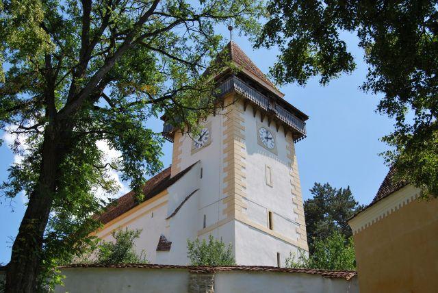 A fost finalizat proiectul de reabilitare a celor 18 biserici fortificate din Transilvania!2