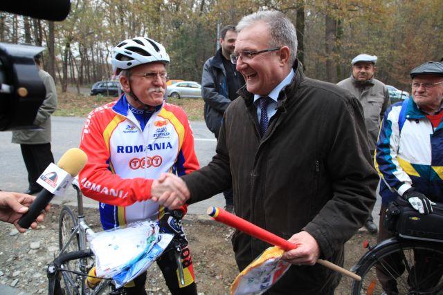 A fost inaugurata PISTA pentru BICICLETE Sibiu – Rasinari! FOTO2