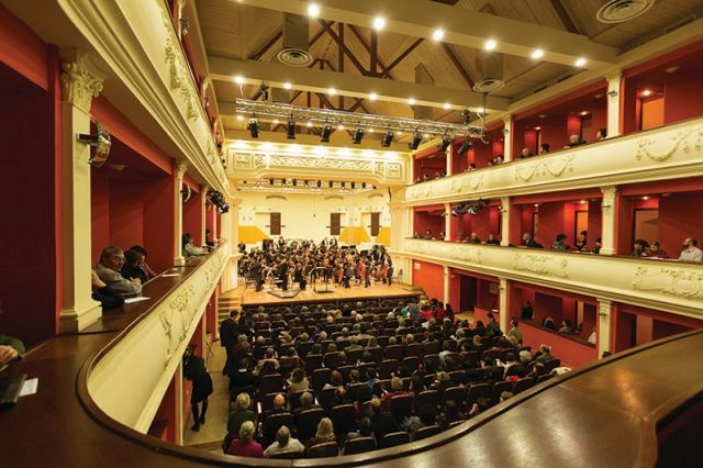 EVENIMENT SPECIAL Debutul stagiunii aniversare a celor 65 de ani de muzica la Sibiu!2
