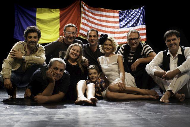 "Filmul ""AMERICA, VENIM!"" este adus in fata publicului sibian in cadrul Cinematecii Hera!"