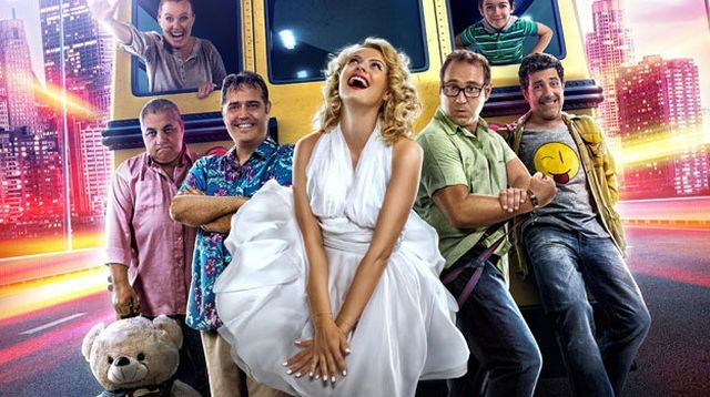 Filmul AMERICA, VENIM! este adus in fata publicului sibian in cadrul Cinematecii Hera!2