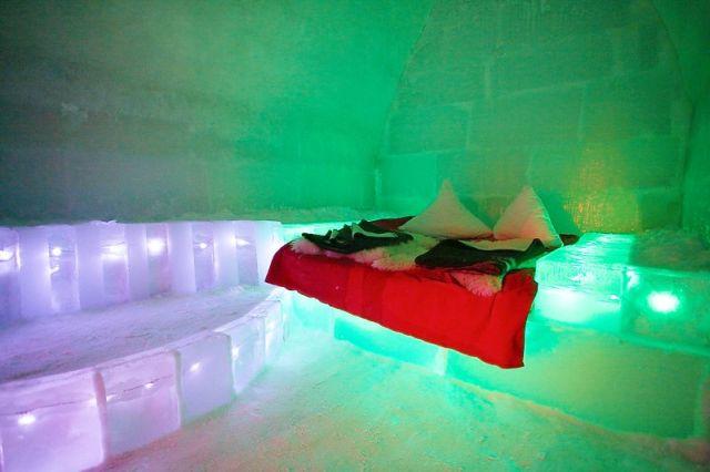 Hotel of Ice – Balea Lac aduce o noua provocare pentru turisti!
