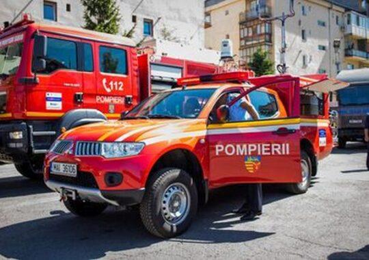 Primaria Sibiu pregateste un cutremur. Bonus, incendiu la o scoala!