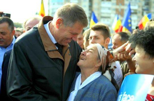 """De ce tace Iohannis? """"Imi respect promisiunea din campania electorala"""""""