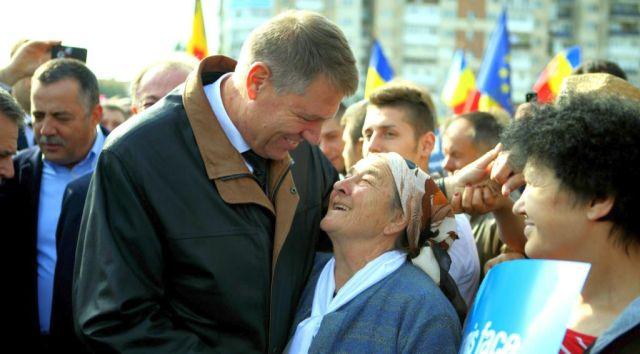 Klaus Iohannis isi incheie campania acolo unde bucurestenii se asteptau mai putin!