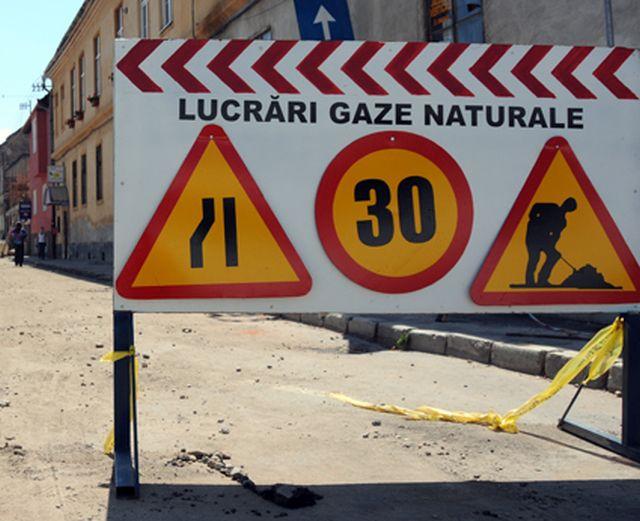 Mai multe zone din Sibiu si Medias vor ramane joi fara GAZE!2